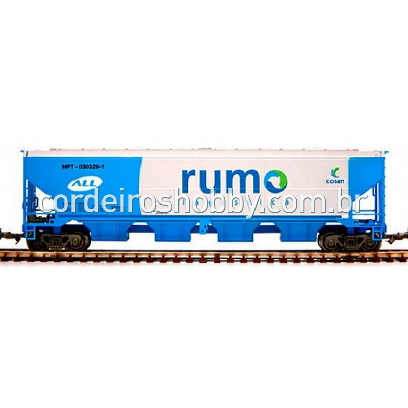 Hopper Fechado / RUMO ALL Logistica