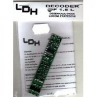 Decoders e Acessórios Sistema Digital DCC (0)