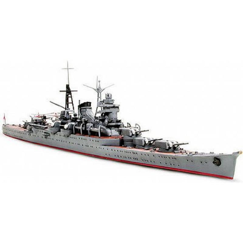 SUZUYA Japanese Navy Heavy Cruiser (WaterLine Series)  1:700