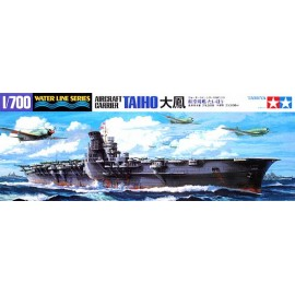 TAIHO Japanese Navy Aircraft Carrier (WaterLine Series)