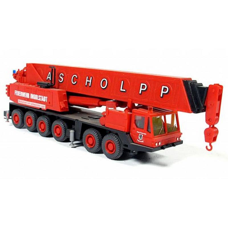 Guindaste Pesado A.Scholpp (Possui Partes móveis)