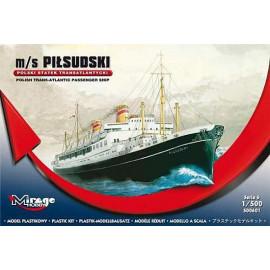 Ocean Liner M/S  PITSUDSKI