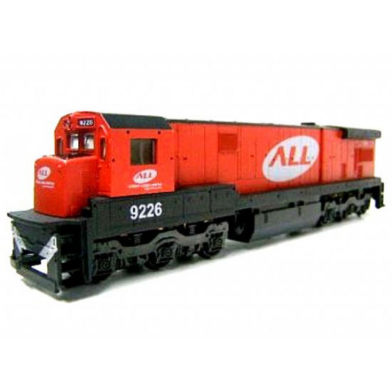 GE C30-7 / ALL Logistica (cab/no.9226)