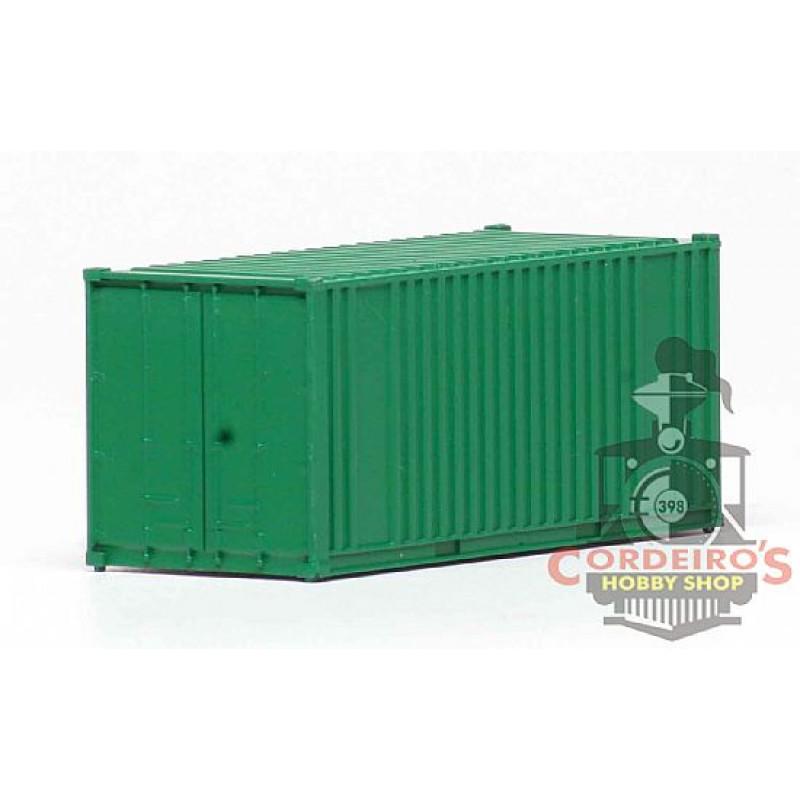 Container 20pés / Verde