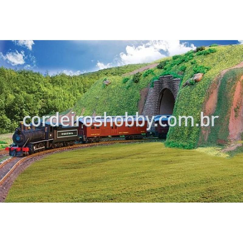Trem à Vapor Central Brasil - Meu Primeiro Trem Elétrico