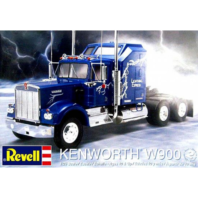 Kenworth W900 Tractor (Historic Series) 1:25