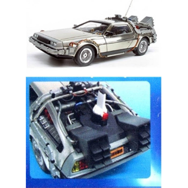 Delorean TIME MACHINE MARK I (FILME DE VOLTA PARA O FUTURO)