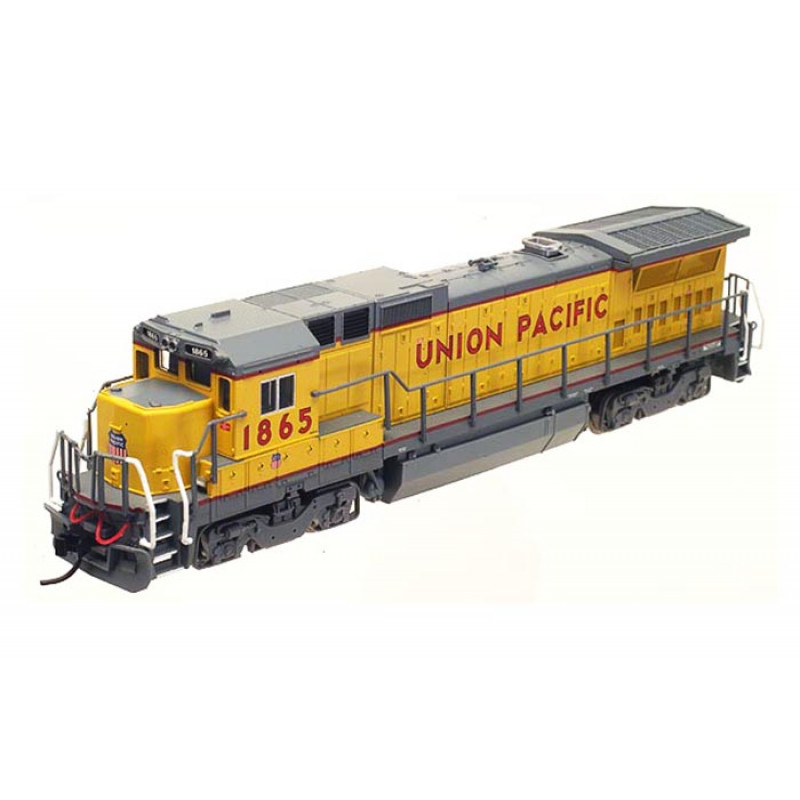 GE Dash 8-40B / Union Pacific Railroad (cab/no.5698)  Com DCC