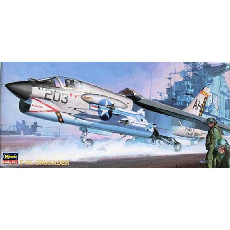 LTV Vought F-8E Crusader (USNavy)  1:72