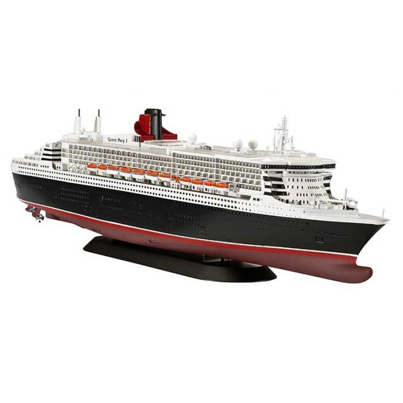 QUEEN MARY 2 Luxury Ocean Liner (Cunard)